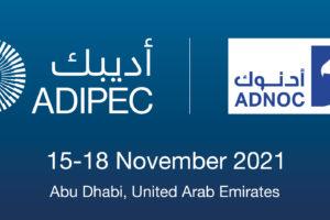 TITAN at the Adipec 2021 in Abu Dhabi