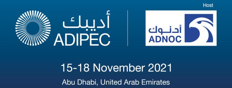 TITAN auf der Adipec 2021 in Abu Dhabi